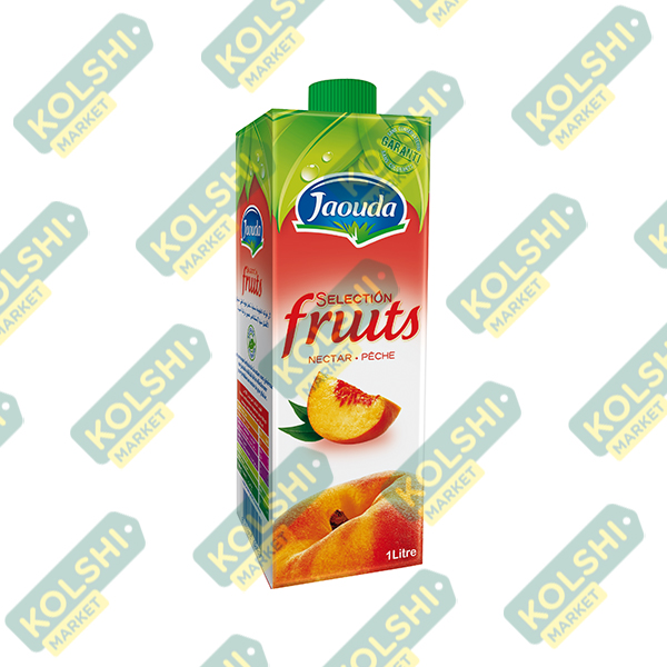 Selection fruits Nectar Pêche 1l