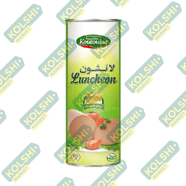 Luncheon Dinde Koutoubia 800g